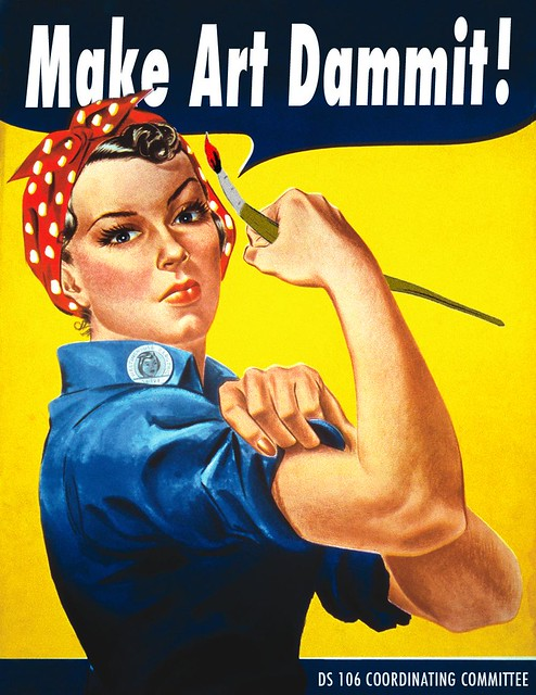 Make Art Dammit!