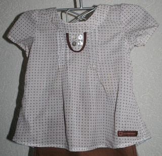 family reunion blouse