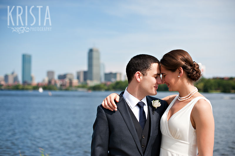 Summer Wedding at the Hyatt Regency Cambridge