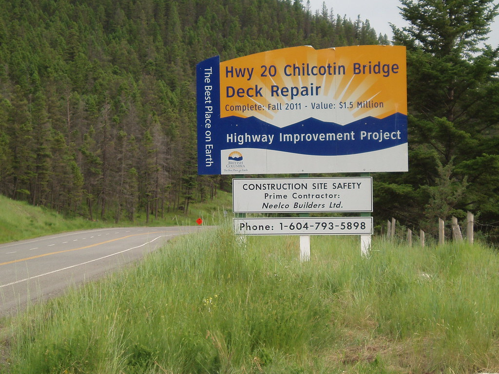 Highway 20 Chilcotin Bridge | Flickr