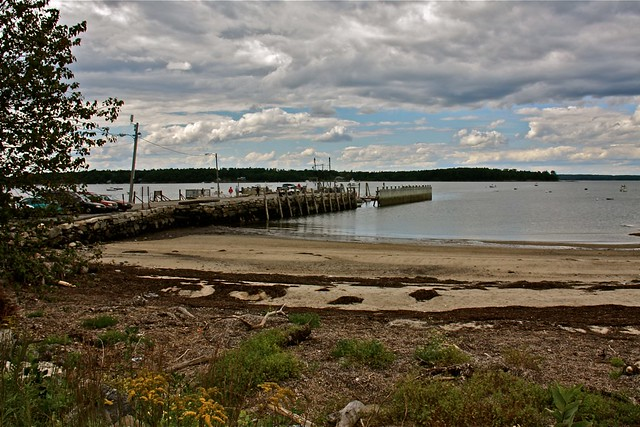 Chebeague Island Maine Restaurants