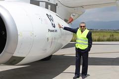 Interjet visited the SSJ100