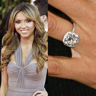 Giuliana Rancics Engagement Ring