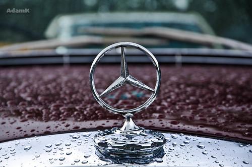 Mercedes Badge