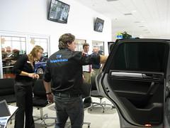 Dana & the Volkswagen Touareg TDI