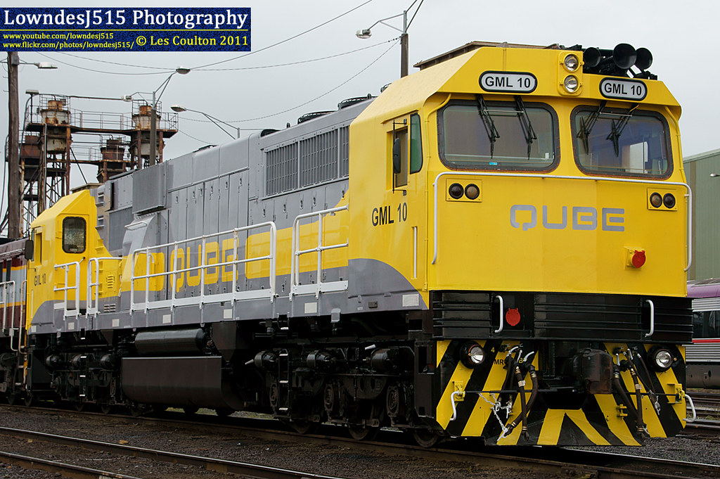 GML10 at South Dynon by LowndesJ515