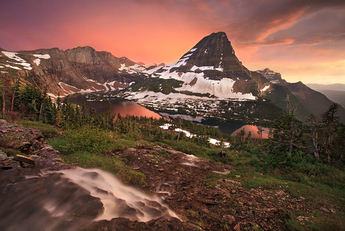 Montana Dream,  Glacier Park
