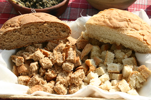 Roman breads