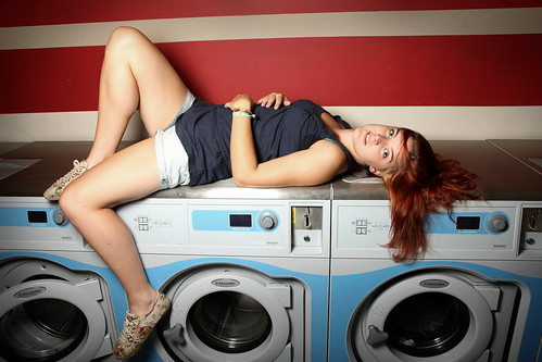 Doing some Laundry