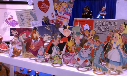 D23 Expo: Wonderland things at Collector Forum