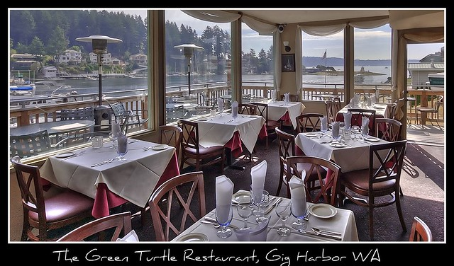 The Green Turtle Restaurant Gig Harbor WA Flickr Photo Sharing