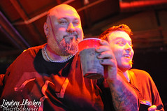 Chris Burney and Erik Chandler of Bowling For Soup