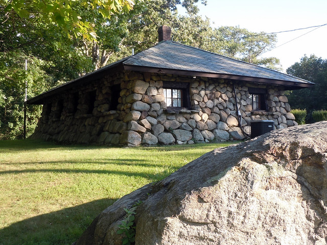 Stone Cabin Flickr Photo Sharing