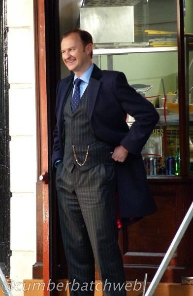 Mark Gatiss - Photo Set