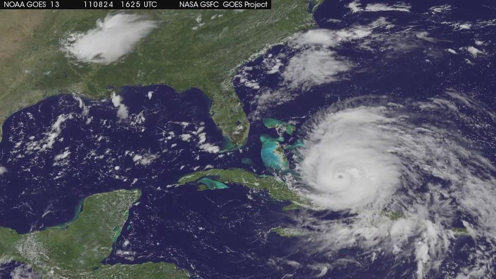 Hurricane Irene August 26th [hd video]