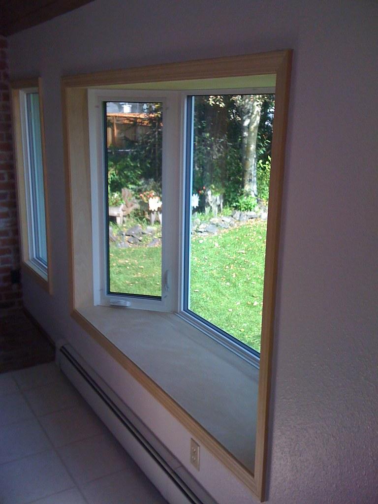 Bay windows neighbors windows doors for Bay window interior