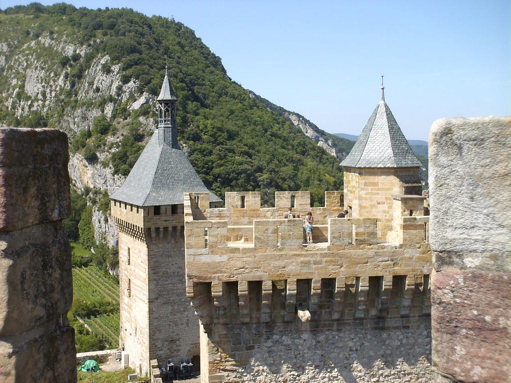 Torre del Castillo de Foix