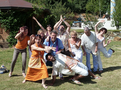 Damanhur Theatre group!
