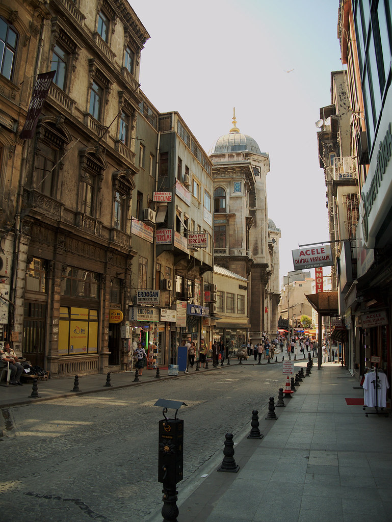 Büyük Postane Caddesi (street)