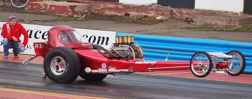 Drag Racing 2011, Backdraft launch