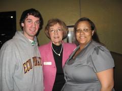 D.Cole Phelps, Sec. Marshall, Crystal Cavalier
