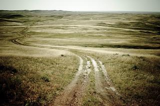 Grasslands National Park, Saskatchewan, Kanada