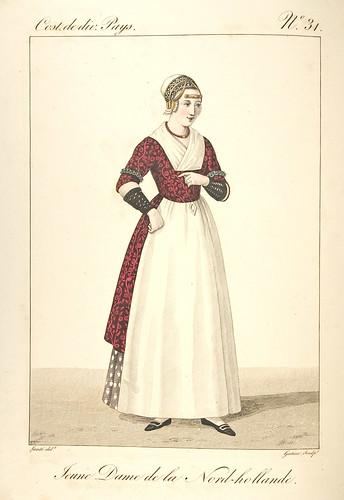 Jeune Dame de la Nord-Hollande (No. 31)