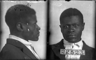 Robinson, Jerry (AKA- Joseph Lewis). Inmate #22523 (MSA)