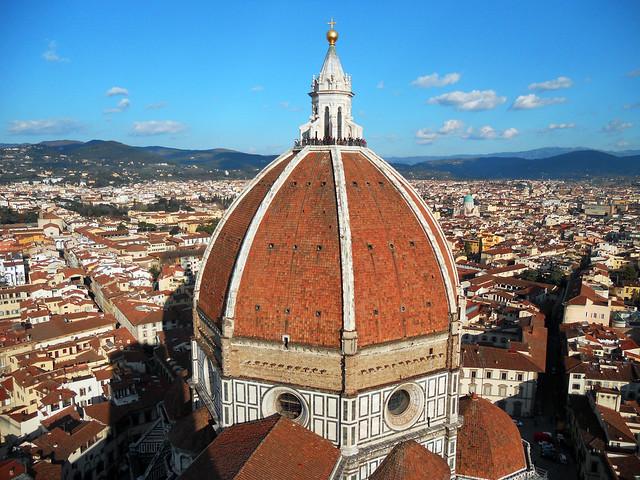 Firenze-Cupola del Brunelleschi
