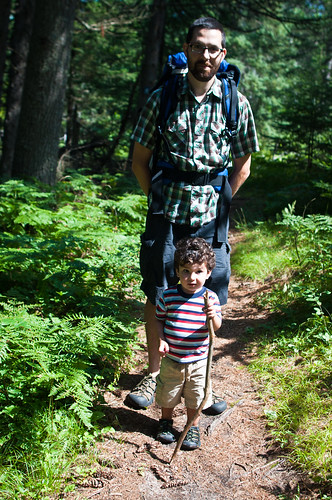 Shannon Lake hike