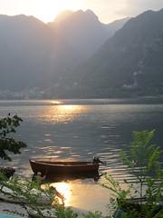 Il lago d'Idro (Brescia) nei pressi di Vesta