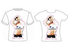 Camiseta 'Britney Spears - How I Roll'