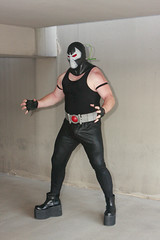 personal protective equipment(1.0), latex clothing(1.0), clothing(1.0), muscle(1.0), costume(1.0), black(1.0), adult(1.0),