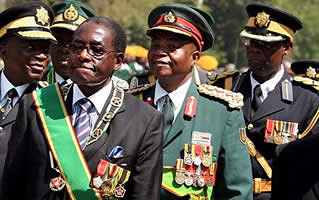 Republic of Zimbabwe President Robert Mugabe opens the national parliament on September 6, 2011. The president's legislative agenda was discussed in his address. by Pan-African News Wire File Photos