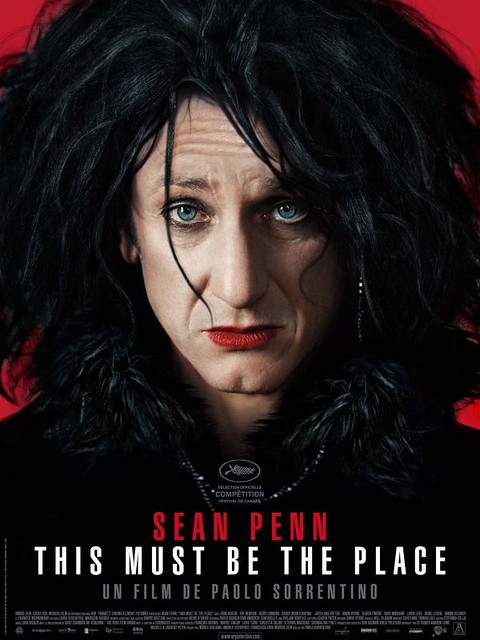 This Must Be the Place(2011, France, Italy, Irland) by Paolo Sorrentino
