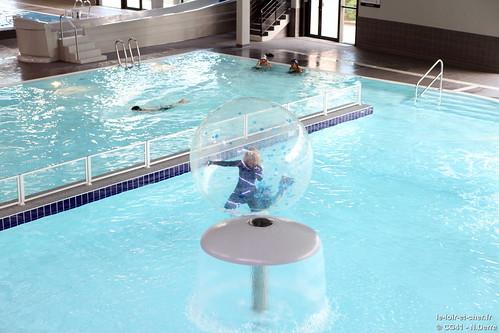 Inauguration de l 39 agl 39 eau piscine blois a photo on for Camping loir et cher avec piscine