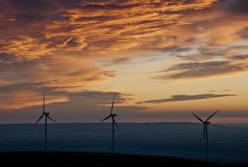 usa unitedstates wash turbine windturbine pse windfarm ellensburg windpower renewableenergy easternwashington vestas pugetsoundenergy kittitas