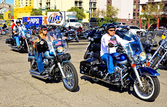 Las Vegas - 9/11 Memorial Motorcycle Ride: A Decade of Remembrance