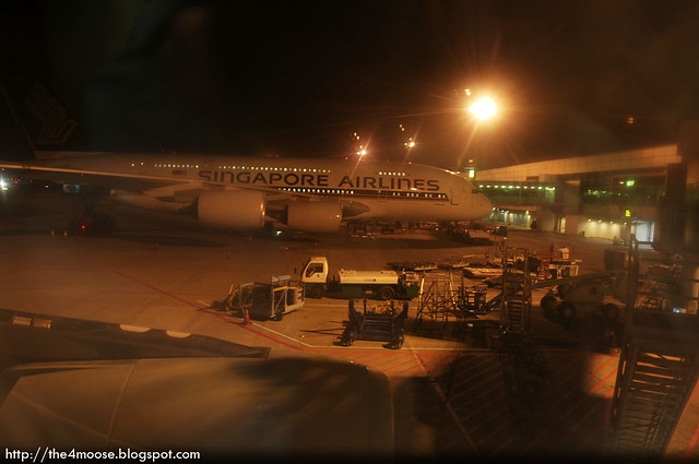 Singapore Airlines @ Changi International Airport