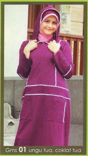 Sik Clothing Gamis 01