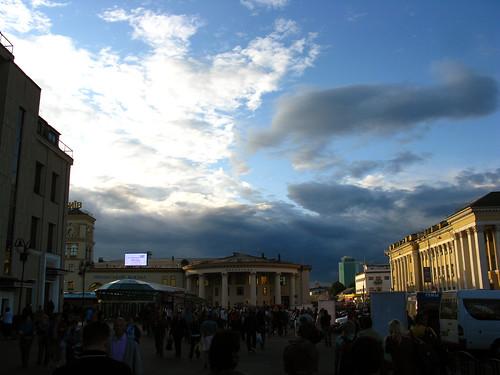 ukraine україна украи́на kyiv kiev київ ки́ев kievoblast kyivoblast київськаобласть київщина київпасажирський kyivpasazhyrs'kyi trainstations sunsets bluehour clouds kyivs'kaoblast' kyivshchyna