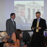 Attorney General Barry Penner presents at Royal Roads University