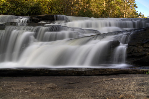 longexposure trees waterfall nc rocks northcarolina bluesky hdr littleriver triplefalls dupontstateforest transylvaniacounty ncpedia