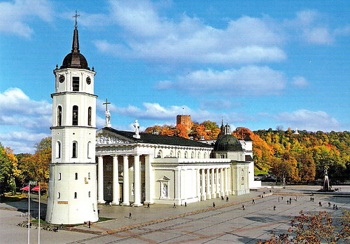 UNESCO - Vilnius Historic Centre