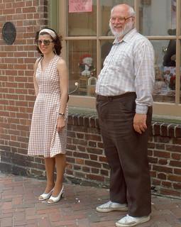 Alexandria - Walter Blume and Eileen (1982)