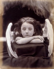 I Wait, 1872, by Julia Margaret Cameron