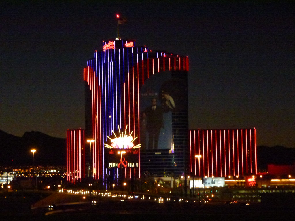 Rio Hotel and Casino, Las Vegas.