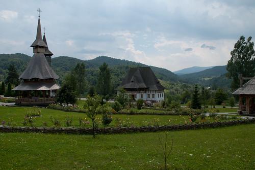 Barsana monastery, maramures holiday 2011