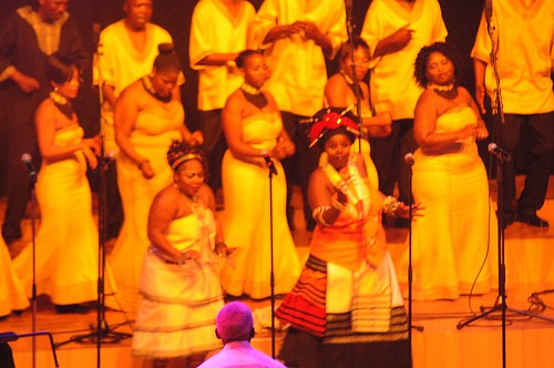 DSC_2543 South African Gospel Music at the Barbican
