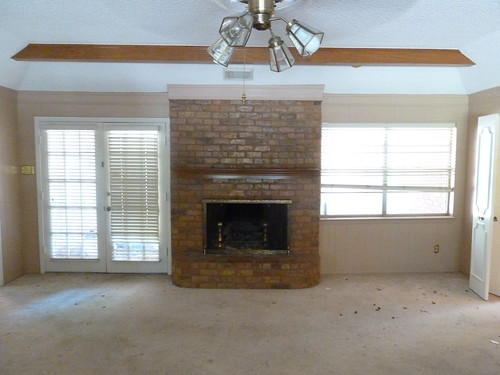 Before & After: The Family Room